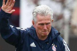 Dalam asuhan Heynckes, Bayern Muenchen kelaparan trebel
