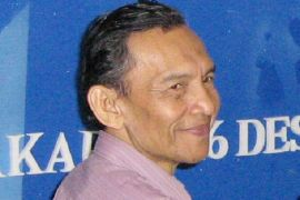 Pensiunan wartawan Harian Indonesia Raya Maskun Iskandar meninggal dunia