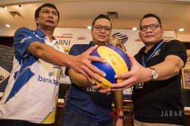 Optimis Bandung Bank BJB Pakuan Menang