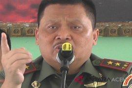 Pangdam: prajurit jangan terlibat politik praktis