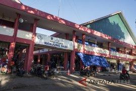 Penataan PKL Pantai Pangandaran