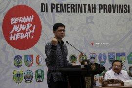 Rakor KPK dan Pemerintah Daerah