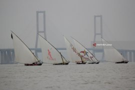 Surabaya Fisherman Sailing Competition 2018