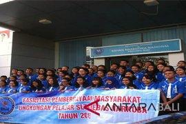 SMK Penerbangan Cakra Nusantara laksanakan PKL di bandara-lanud