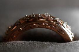 Ikuti tradisi, cincin kawin Meghan Markle dibuat dari emas Wales