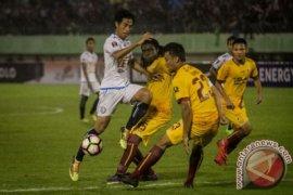 Piala Gubernur: Kalahkan Singo Edan, Sriwijaya FC rebut gelar juara