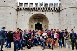 Napak tilas Umroh Alumni APDN XIX Provinsi Lampung