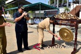 Pemkab Bangka dorong pemerintah desa mandiri