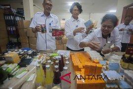 BBPOM Denpasar temukan ratusan barang ilegal