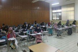 Ujian SBMPTN panlok Jakarta diikuti 74.927 peserta