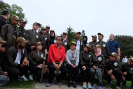 Presiden Jokowi berharap Nyepi membawa kedamaian bersama