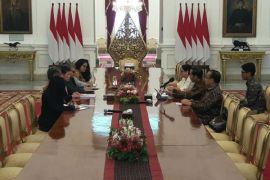 Presiden terima Sekjen ASEAN, bahas pembangunan gedung baru