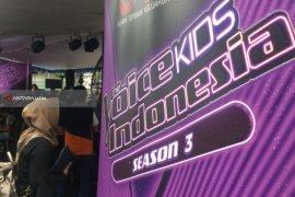 Ratusan Anak Unjuk Suara di Surabaya