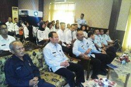 Kemenkumham Maluku gelar teleconference presidential