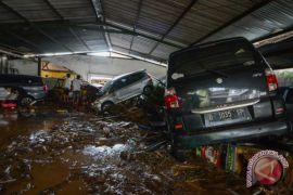 BMKG: banjir bandang Cicaheum dipicu hujan deras di Bandung Utara