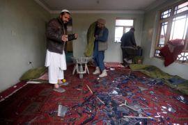 31 tewas akibat bom di kantor panitia pemilu Afghanistan