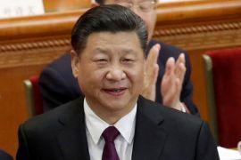 Xi Jinping  puji kemenangan Putin