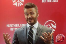 Beckham akan terima penghargaan Presiden UEFA