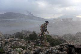 Perang tewaskan lebih dari setengah juta orang Suriah