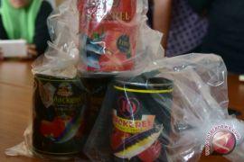 Tujuh produk ikan makarel bercacing dari Surabaya