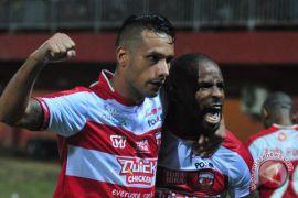 Madura United boyong 19 pemain ke Tenggarong
