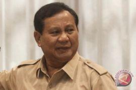 Gerindra godok 15 nama untuk cawapres Prabowo