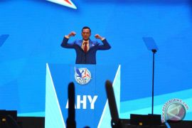 Agus Yudhoyono dan pengamen