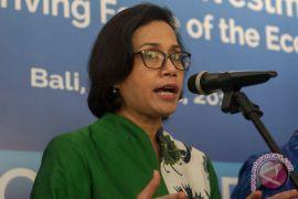 Sri Mulyani: kenaikan gaji presiden belum pernah dibahas