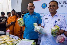 BNN amankan 28 kilogram sabu dikendalikan dari lapas