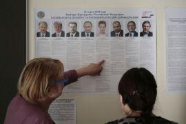 Rusia mulai pemilihan presiden