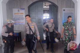 Lapas Cirebon dijaga lebih ketat setelah kemarin rusuh