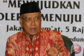 Said Aqil ajak warga NU sukseskan pilpres 2019