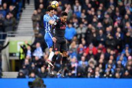 Arsenal kalah lagi, menyerah 1-2 di markas Brighton