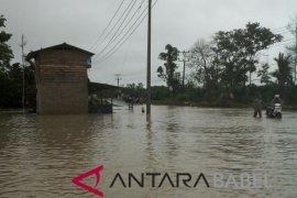 Pemkab Bangka Tengah waspadai titik rawan banjir
