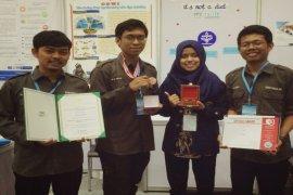 Inovasikan beras analog dari agroforestri, mahasiswa IPB raih juara IPITEX 2018 di Thailand