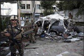 Ledakan landa perayaan di Laskhar Gah dan Gubernur Helmand terluka