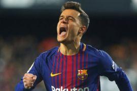 Klasemen La Liga pekan ke-28, Barcelona belum terkalahkan