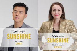 Dion Wiyoko & Rianti Cartwright adu akting dalam web series