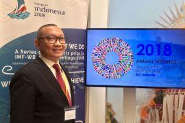 BI London promosi pertemuan IMF-Bank Dunia di Bali