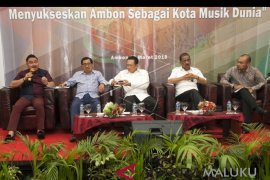 Bekraf focuses on turning Ambon into world city of music