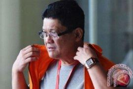 Mantan Plt Sekdaprov Jambi divonis empat tahun penjara