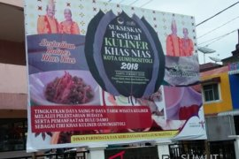 Gunungsitoli gelar festival makanan khas Nias