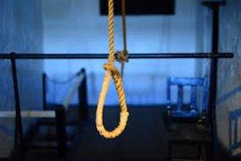 Polisi belum pastikan pasutri tewas dibunuh kemudian digantung