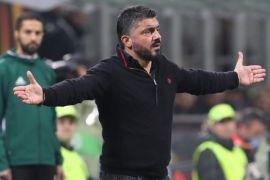Milan perpanjang kontrak pelatih Gattuso hingga 2021