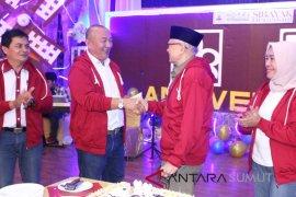 28 Tahun Hotel Internasional Sibayak Berastagi