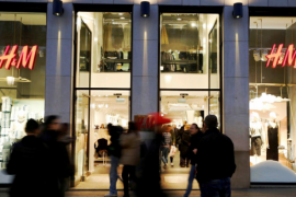 Baju H&M tak laku senilai 4,3 miliar dolar AS