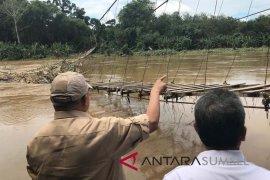BPBD Aceh Selatan khawatir banjir kiriman