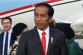 Presiden Jokowi bertolak ke Selandia Baru