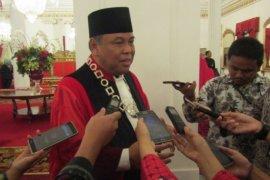Arief: Kelanjutan jabatan Ketua MK ditentukan musyawarah hakim