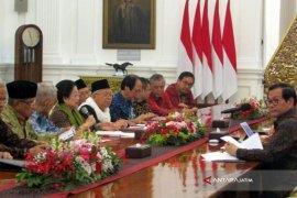Dewan Pengarah BPIP Diterima Jokowi di Istana (Video)